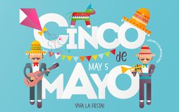 Cinco de Mayo vector illustration