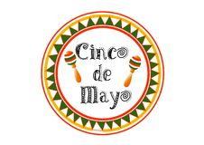 Cinco De Mayo bunting background EPS 10 vector royalty free stock illustration for greeting card, ad, promotion, poster, flier, stock illustration