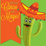 Cinco De Mayo Royalty Free Stock Images