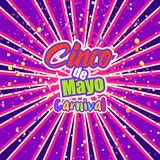 Cinco de Mayo celebration in Mexico. Design element. Poster, greeting card or brochure template stock illustration