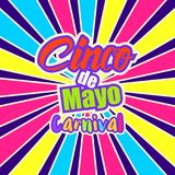 Cinco de Mayo celebration in Mexico,. Design element. Poster, greeting card or brochure template stock illustration