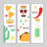 Cinco de mayo. Mexican vector design banner concept with taco