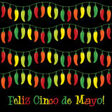 Cinco De Mayo! Royalty Free Stock Images
