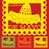 Cinco De Mayo Stock Images