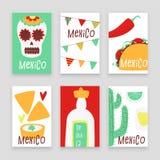 Cinco de mayo. Mexican vector design poster concept with taco vector illustration