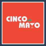 Cinco de Mayo posters backgrounds. Fiesta flyer in. Vintage style. Mexican holiday festival. Eps10 vector illustration stock illustration
