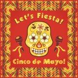Cinco de Mayo. Vector illustration Royalty Free Stock Photo