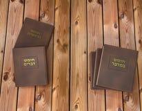 Cinco livros do Torah Imagem de Stock Royalty Free