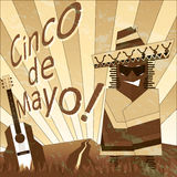 Cinco_2 Stock Images