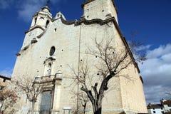 Cinctorres village, Teruel; Aragon; Spain Royalty Free Stock Photos