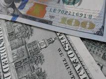 Cincuenta dólares Foto de archivo libre de regalías