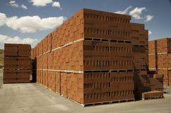 Cinder block royalty free stock photo