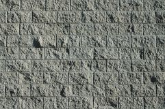 Cinder blocks Royalty Free Stock Photos