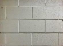 Cinder Brick Wall royalty-vrije stock foto