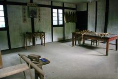Cinder Cave in Chongqing royalty-vrije stock afbeeldingen