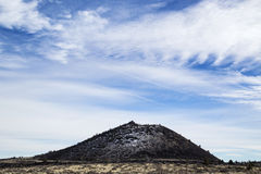 Cinder Cone, Lava Beds National Monument Royalty Free Stock Images