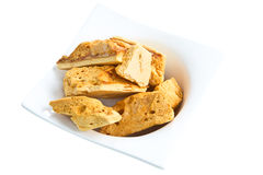 Cinder Toffee Royalty Free Stock Photos
