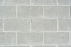 Cinderblock wall Stock Photos