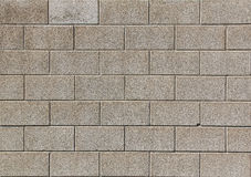 Cinderblock Wall Backdrop Stock Photos