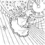 cinderella Στοκ φωτογραφία με δικαίωμα ελεύθερης χρήσης