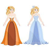 Cinderella Royalty Free Stock Images