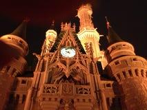 Cinderella Castle arkivfoto