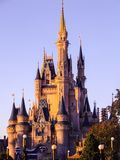 Cinderella Castle Foto de Stock Royalty Free