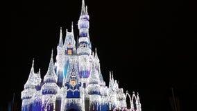 Cinderella Castle. At Magic kingdom stock photos