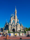Cinderella Castle, Magic Kingdom Royalty Free Stock Images