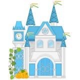 Cinderella Castle magica Fotografia Stock