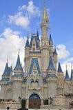 Cinderella Castle am magischen Königreichpark, Walt Disney World Resort Orlando, Florida, USA lizenzfreie stockfotos