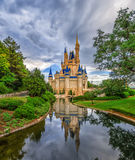 Disneys Cinderella Castle Stock Images