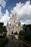 Cinderella Castle Walt Disney World. Side View of Cinderella Castle at Walt Disney World in Orlando, Florida, USA Royalty Free Stock Images