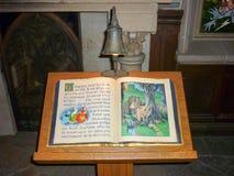 Cinderella fairytail book Stock Image
