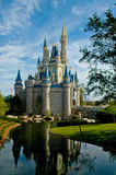 Cinderella Kasztel, Disneyworld, Orlando zdjęcia royalty free