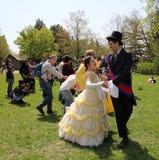 Cinderella and Prince Royalty Free Stock Image