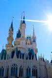 cinderella s κάστρων στοκ φωτογραφία