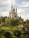 Cinderella's Castle Royalty Free Stock Photos