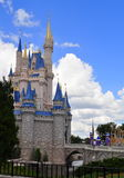 Cinderella's Castle Stock Photos