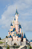 Cinderella's castle at Disneyland Paris, France Royalty Free Stock Image