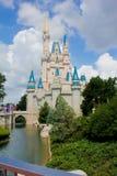 Cinderella's Castle at Walt Disney World Stock Photos