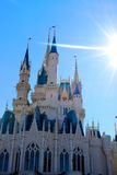 Cinderella's Castle Stock Photography
