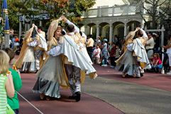 Cinderella's Court Stock Photos