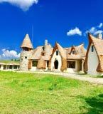 Cinderella& x27; s dom! zdjęcie stock