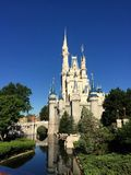 Cinderella's Magical Castle Royalty Free Stock Photography