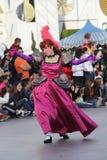 Cinderella's Step Sister Royalty Free Stock Photo