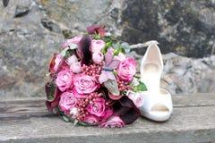 Cinderella sko Fotografering för Bildbyråer