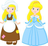 Cinderella Royalty Free Stock Photo