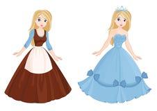 Cinderella Royalty Free Stock Photography
