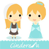 Cinderella Stock Photography